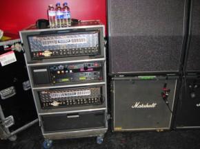 Paul Phillips G-11 GTR Rack Mesa Boogie Triple Rectifier
