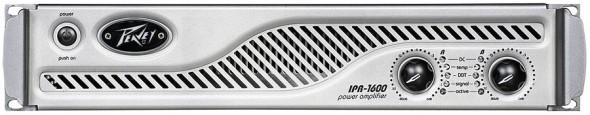 Peavey IPR 1600 Stereo Power Amp