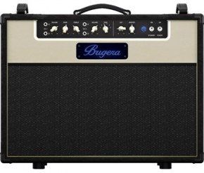 Bugera BC30 and BC15 Guitar Amplifiers