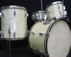 Famous Drum Sets No.3 - The Four Piece