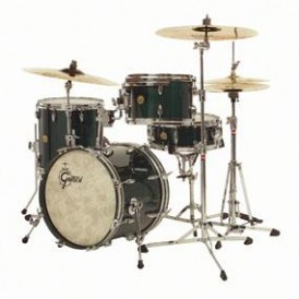 Famous Drum Sets No.3 - The Four Piece 1