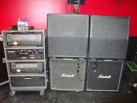 paul phillips rig mesa boogie recto marshall 1960