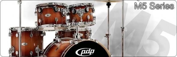 Pacific Drums & Percussion M-5 drum kit