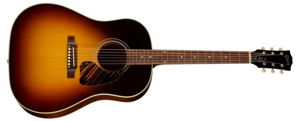 Gibson John Hiatt J-45 Acoustic Guitar