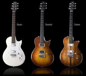 Taylor Solidbody Electric Guitars - Classic, Standard, Custom