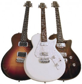 Taylor Guitars Electric Evolution Guitar Series