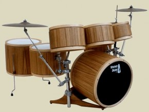 Whitney Drums Nesting Penguin 16 Drum Set