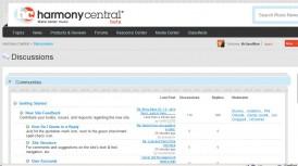 HarmonyCentral Forum 2.0 a Failure?