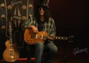 Gibson Slash Appetite For Destruction Les Paul