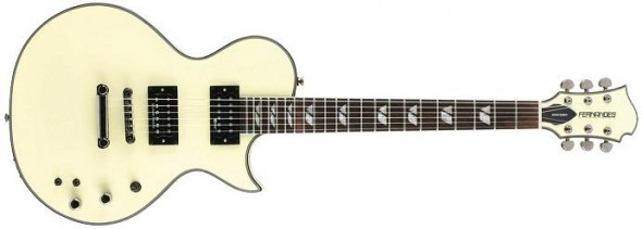 Fernandes Monterey Elite Guitar Review