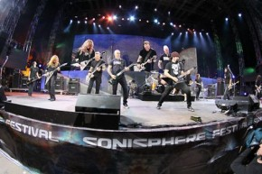 Metallica and Megadeth Share Stage - First time since 1983