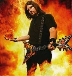 Dean Razorback Guitars - Dimebag's Creation
