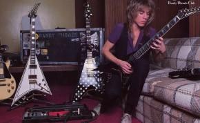 Rhoads Randy Jackson guitars