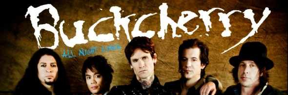 Buckcherry Keith Nelson Interview