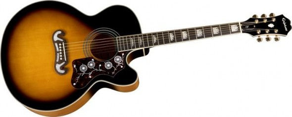 epiphone-ej200ce-electric-acoustic-guitar-review