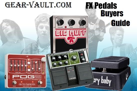guitar and bass guitar pedal buyer guide gear vault. Black Bedroom Furniture Sets. Home Design Ideas