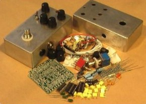How to Build a Guitar Fuzz Pedal