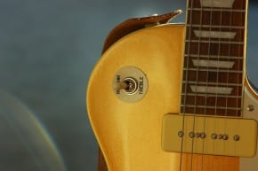Epiphone LE 1956 Gold Top Les Paul