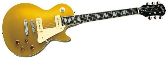 epiphone-LE-1956-goldtop-les-paul-guitar