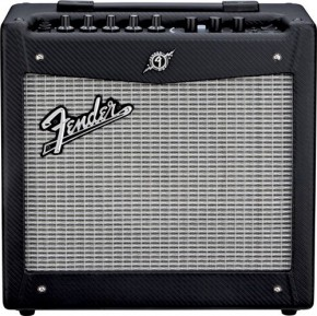 Fender Mustang I and II Guitar Amplifier Review