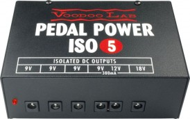 Voodoo Lab Pedal Power ISO-5 Review