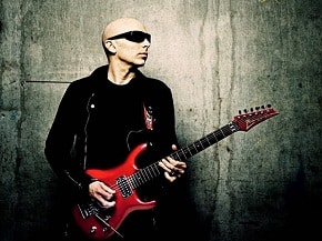 Joe Satriani JS1 Guitar Wormhole