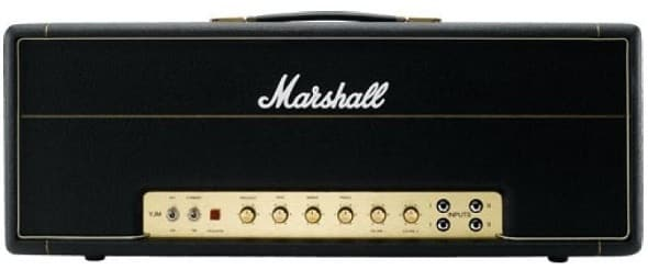 Malmsteen Gets a Marshall YJM100 Valve Head