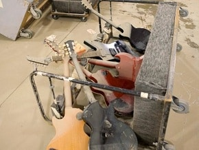 When the Levee Breaks: Musical Instruments Lost in the Flood