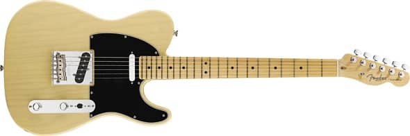 Fender 60th Anniversary Telecaster Guitar Review