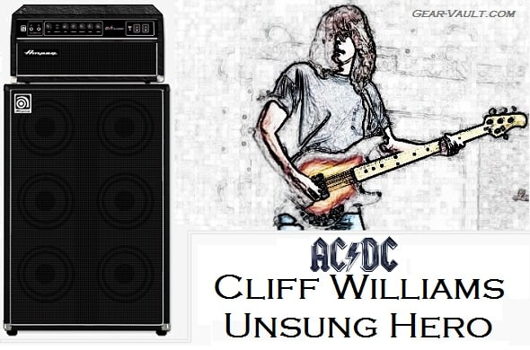 Unsung Guitar Hero: Cliff Williams