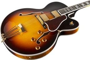 Gibson Byrdland Guitar