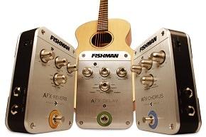 Fishman AFX Acoustic Guitar Stompbox