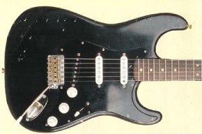 Pink Floyd The Black Strat