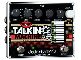 EHX Talking Machine Review